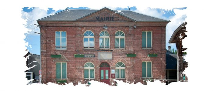 Mairie de Moyaux