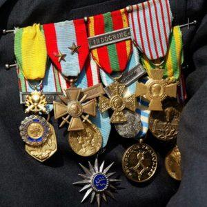 Association des anciens combattants de Moyaux.